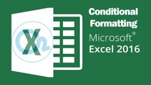 اکسل – آموزش کار با Conditional Formatting