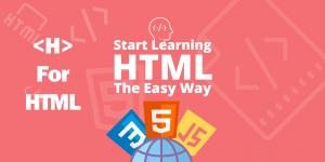 آموزش تگ H در HTML