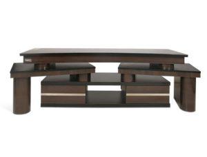 میز تلویزیون مدل z130 پنج تیکه پازلی